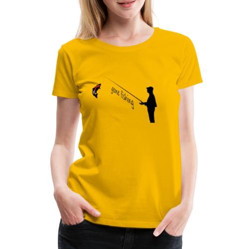 team norge 21 - Frauen Premium T-Shirt