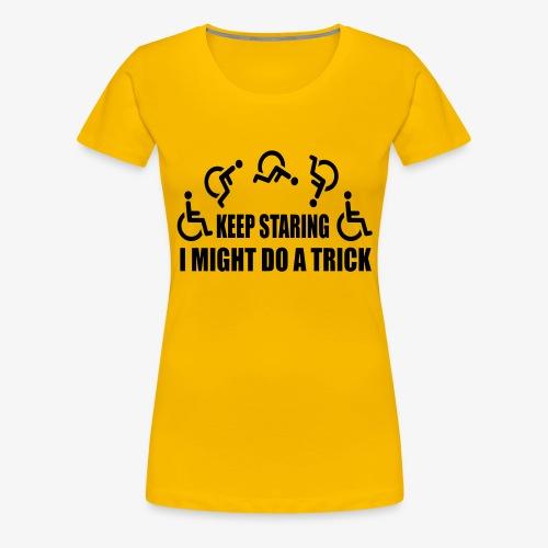 Mightdoatrick1 - Women's Premium T-Shirt