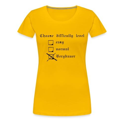 zeichnung - Frauen Premium T-Shirt