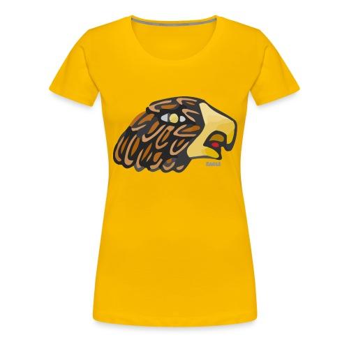 Aztec Icon Eagle - Women's Premium T-Shirt