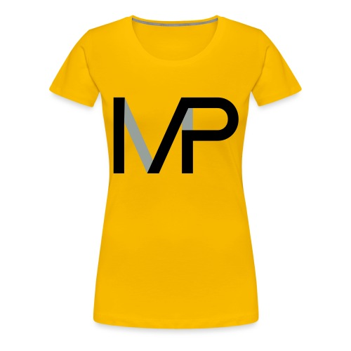 MP Logo - Vrouwen Premium T-shirt