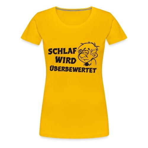 Schlaf - Women's Premium T-Shirt
