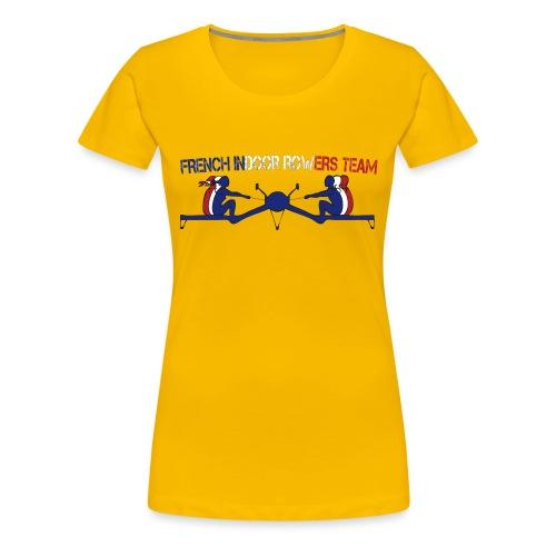 FIRT sport - T-shirt Premium Femme