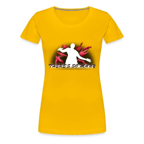 Multiplication Tee - Women's Premium T-Shirt