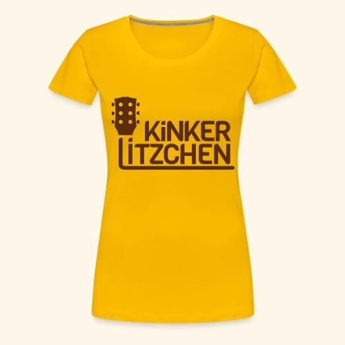 Kinkerlitzchen - Frauen Premium T-Shirt