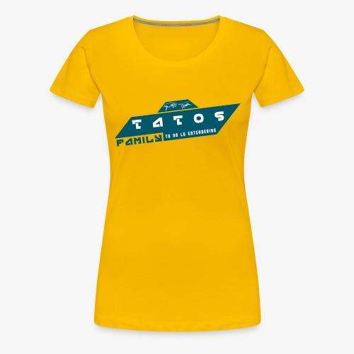 tatos family - Camiseta premium mujer