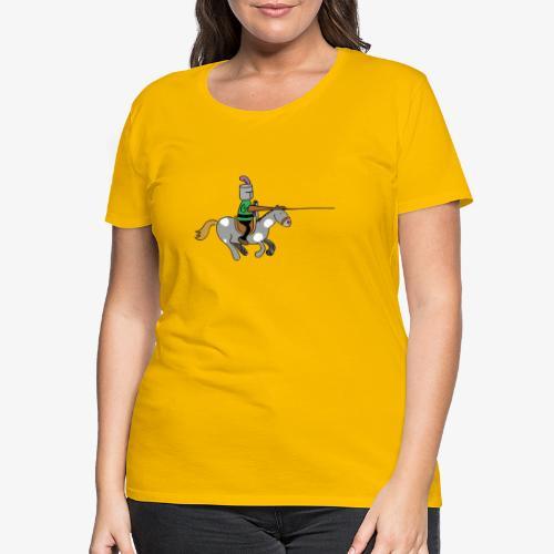 Chevalier - T-shirt Premium Femme