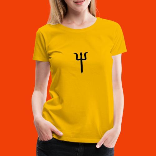 TRIDENTE - Camiseta premium mujer