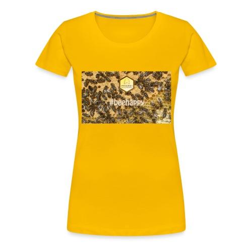 beehappy - Frauen Premium T-Shirt