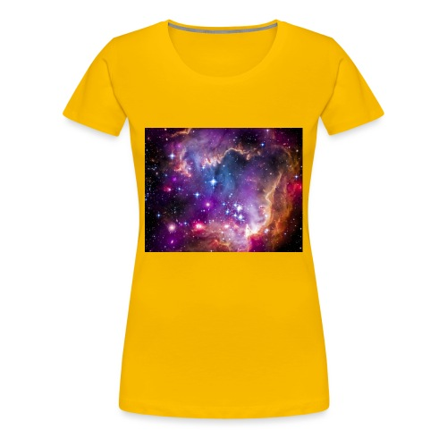 galaxy - Women's Premium T-Shirt