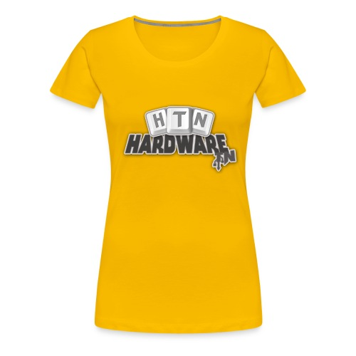 T-Shirt Hardware TN (LOGO) - Women's Premium T-Shirt