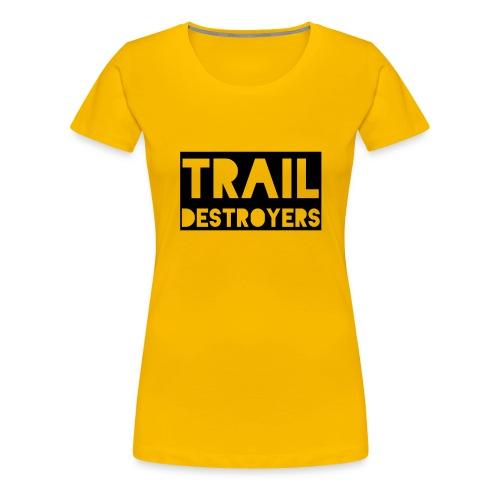 Unbenannt 2 Wiederhergestellt png - Frauen Premium T-Shirt