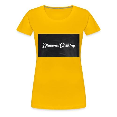 Diamond Clothing Original - Women's Premium T-Shirt