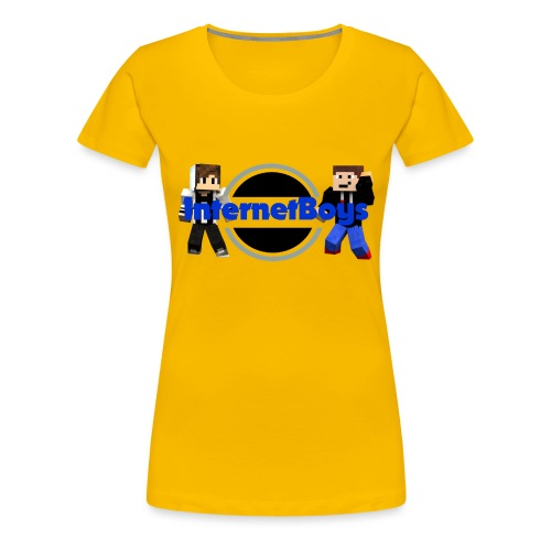 InternetBoys Merch - Frauen Premium T-Shirt