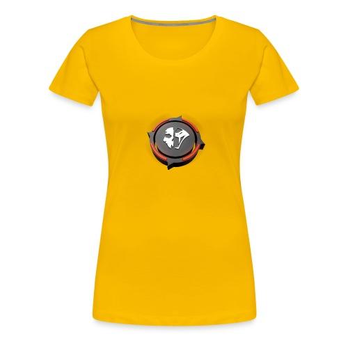 19878 2CViPeR EDITS LOGO - Women's Premium T-Shirt