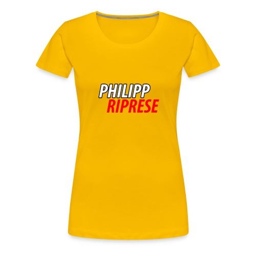 Design 1 - Women's Premium T-Shirt