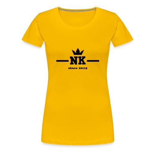 logo_3_schwarz - Women's Premium T-Shirt