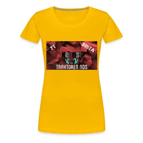 Kernst - Frauen Premium T-Shirt