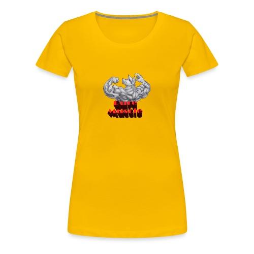 Pure Muscle BestFitness - Camiseta premium mujer