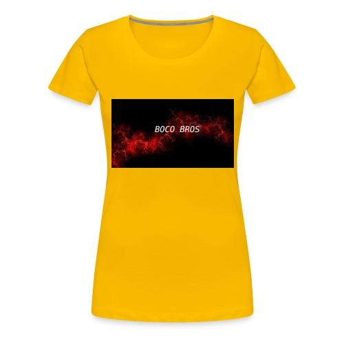 THE NEW LOGO - Women's Premium T-Shirt