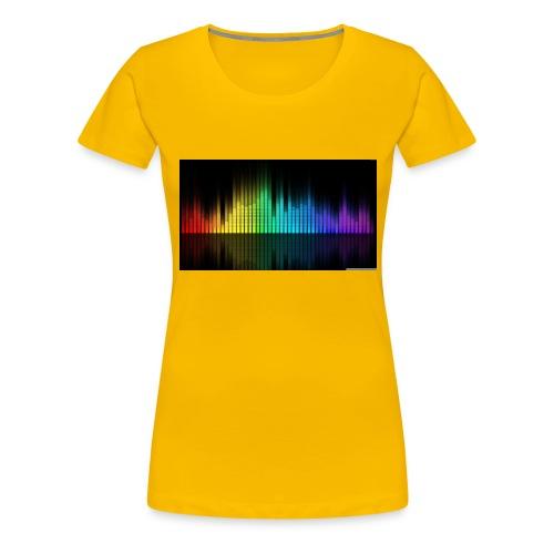 Colorfull - T-shirt Premium Femme