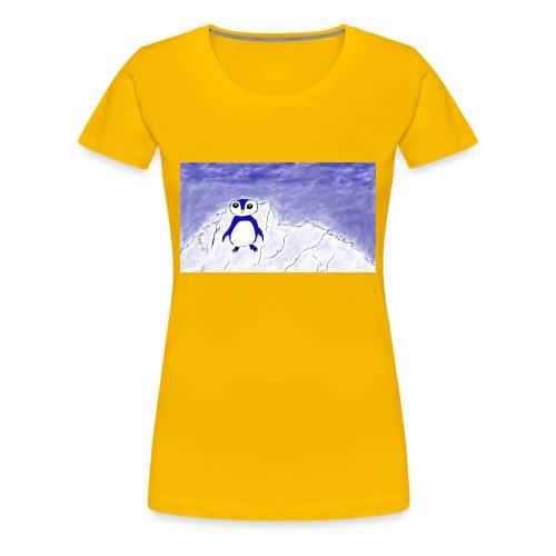 piqeu on the zuidpool - Vrouwen Premium T-shirt