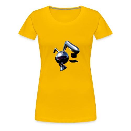 General Aya 001 - Women's Premium T-Shirt