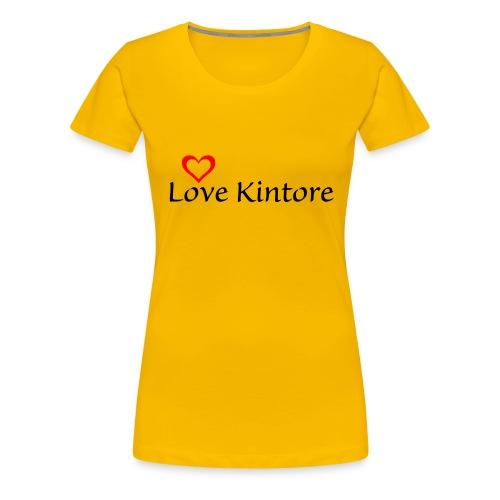 Love Kintore - Women's Premium T-Shirt