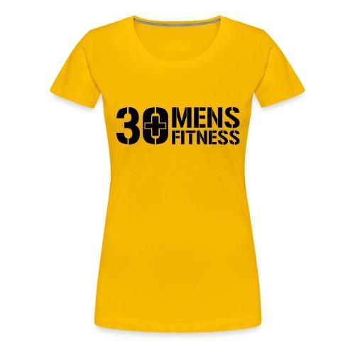 30 Plus Duffle Bag - Women's Premium T-Shirt