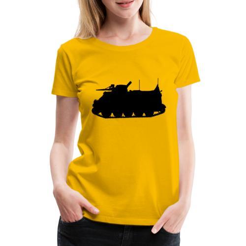 Swedish APC Pansarbandvagn 302 - PBV 302 - Premium-T-shirt dam