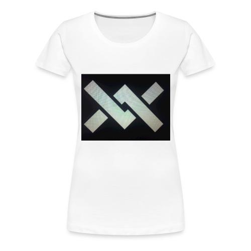 Original Movement Mens black t-shirt - Women's Premium T-Shirt