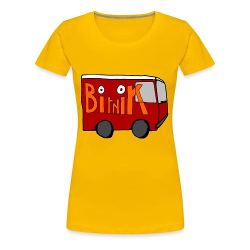 COMBITNIK2 - T-shirt Premium Femme
