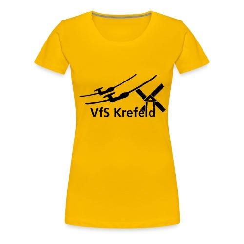 VFS Krefeld - Frauen Premium T-Shirt