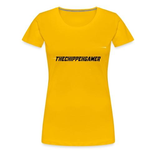 TheChippehGamer - Women's Premium T-Shirt