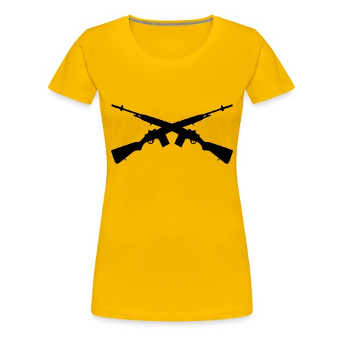 Brother in Arms - Women's Premium T-Shirt