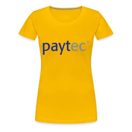 paytec - Frauen Premium T-Shirt