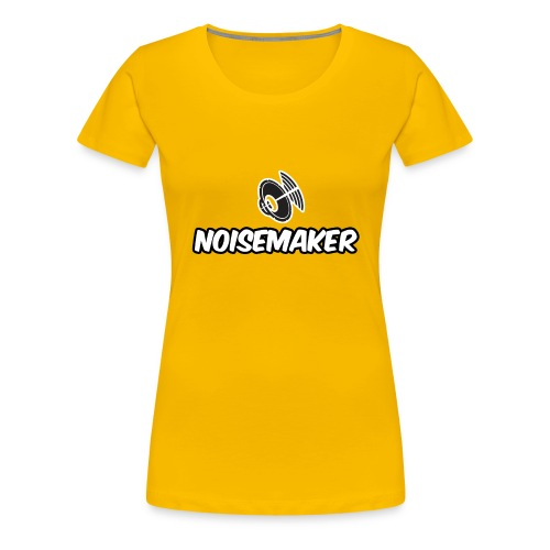 Noisemaker - Women's Premium T-Shirt