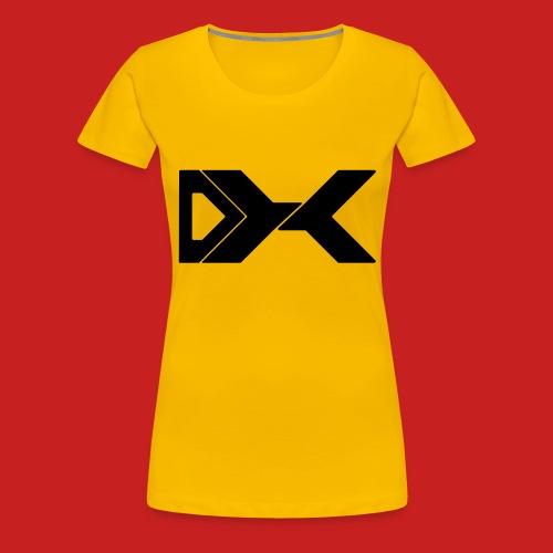 Duxier Logo - Vrouwen Premium T-shirt