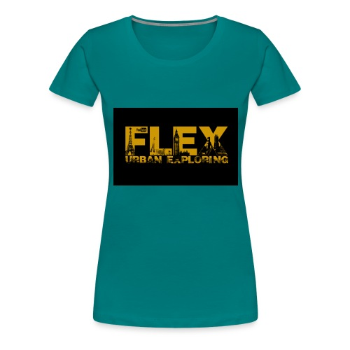 FlexUrban - Women's Premium T-Shirt
