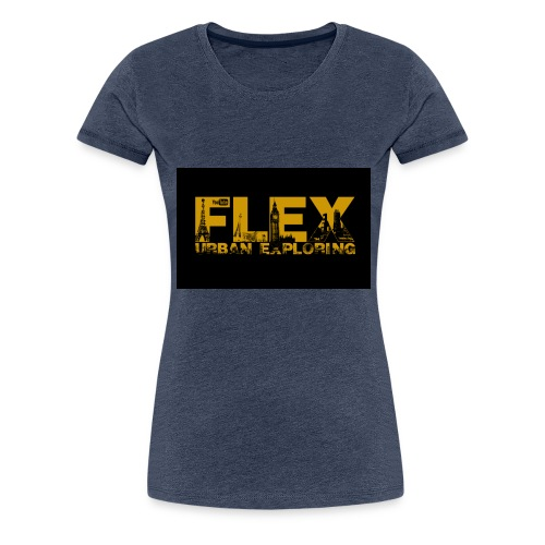 FlexUrban - Women's Premium T-Shirt