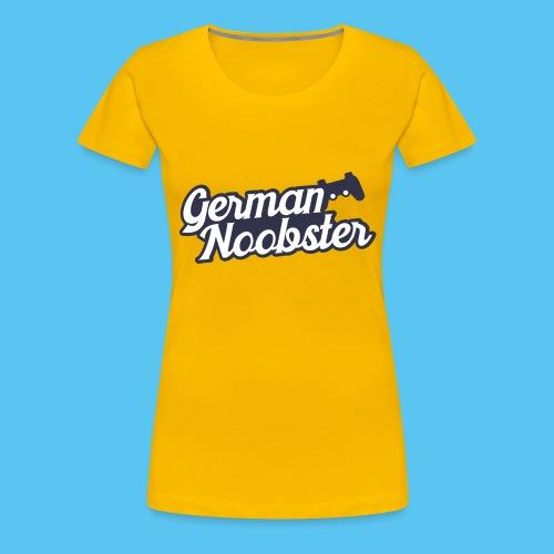 GermanNoobster - Frauen Premium T-Shirt