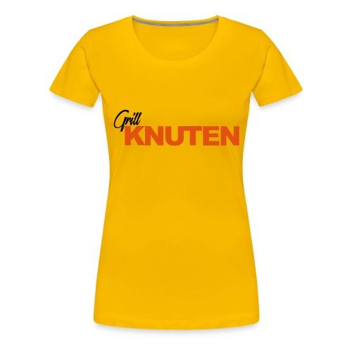 gatekjøkken - Premium T-skjorte for kvinner