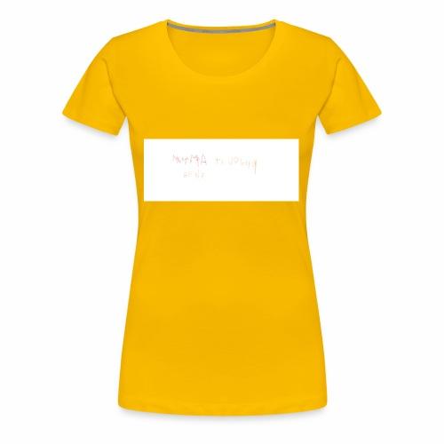 0 euro - Maglietta Premium da donna