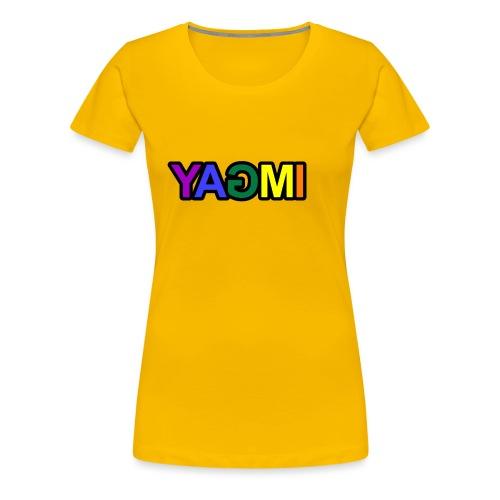 Yagmi Multicolore - T-shirt Premium Femme
