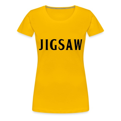 JigSaw Black - Women's Premium T-Shirt