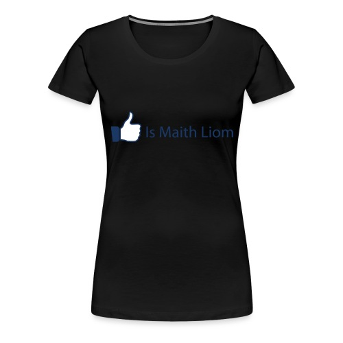 like nobg - Women's Premium T-Shirt