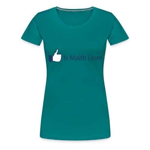 like nobg - Women's Premium T-Shirt