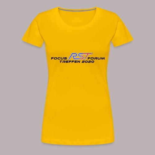 Treffen 2020 Shirt Damen - Frauen Premium T-Shirt