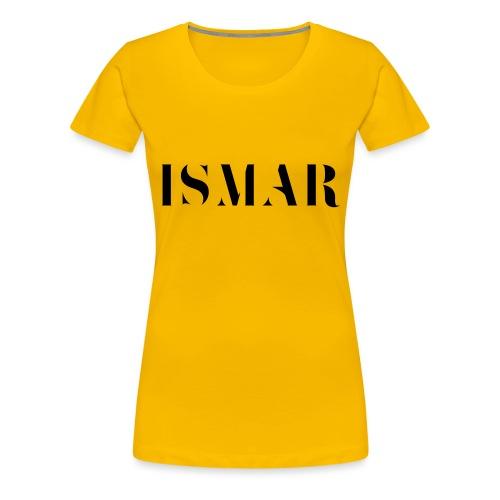 ISMAR Limited Edition - Women's Premium T-Shirt