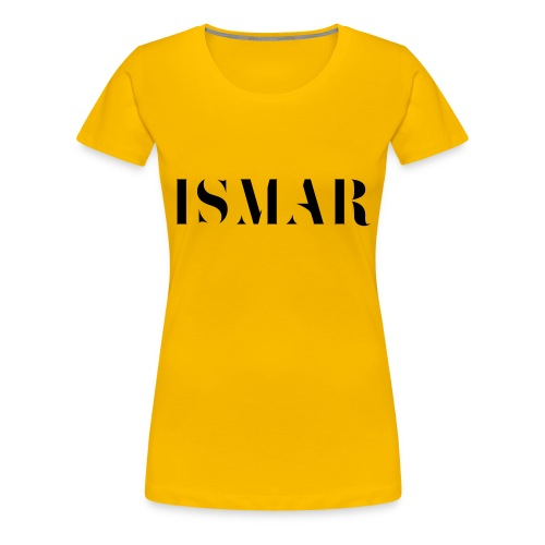 ISMAR Limited Edition - Women's Premium T-Shirt